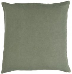 kuddfodral linne dusty chalk green Ib Laursen